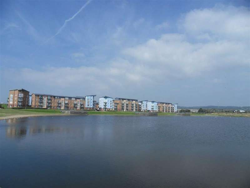 3 Bedrooms Apartment Flat for sale in Cwrt Naiad, Llanelli