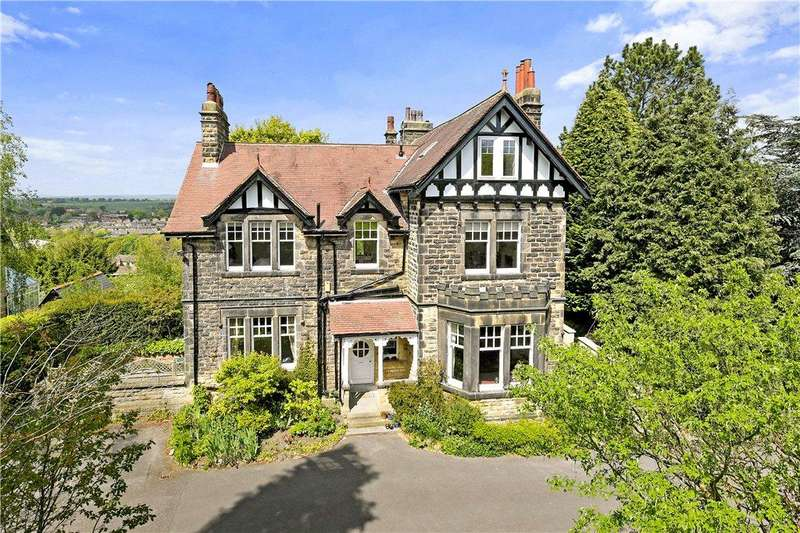 2 Bedrooms Apartment Flat for sale in Scalby House, 26 Kent Road, Harrogate, North Yorkshire