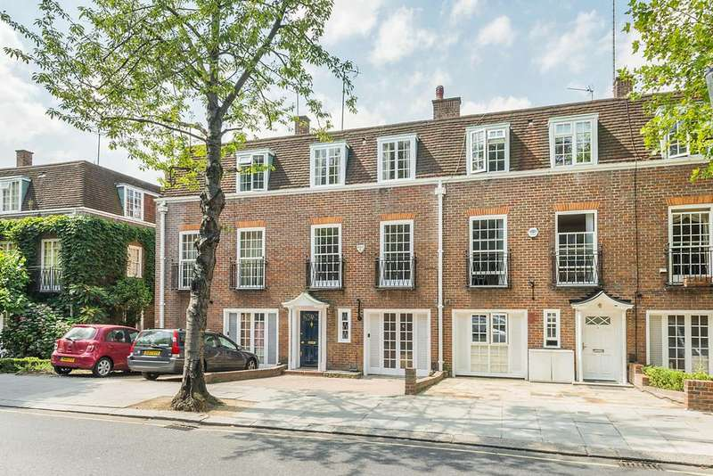 4 Bedrooms House for sale in Abbotsbury Road, London. W14