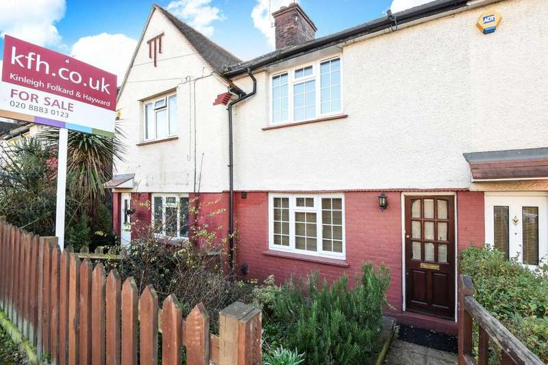 2 Bedrooms Terraced House for sale in Barrenger Road, Muswell Hill