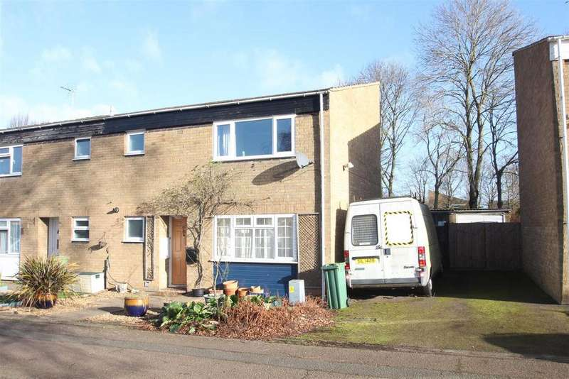 3 Bedrooms Semi Detached House for sale in Redbourne Court, Stony Stratford