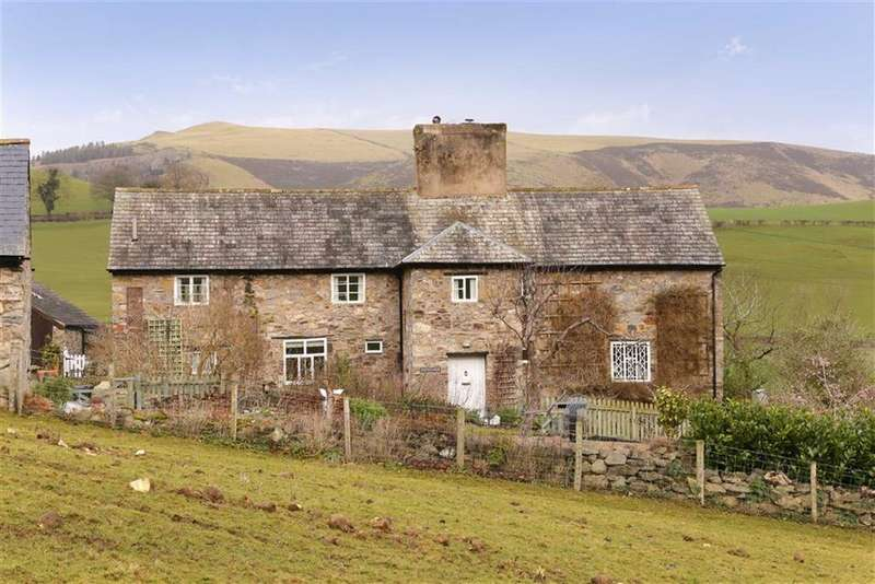 3 Bedrooms Country House Character Property for sale in Llangedwyn, Oswestry, SY10