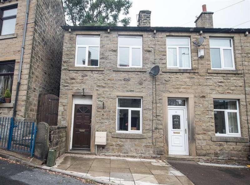 2 Bedrooms Terraced House for rent in 9 King Street, Skelmanthorpe, Huddersfield, HD8 9DY