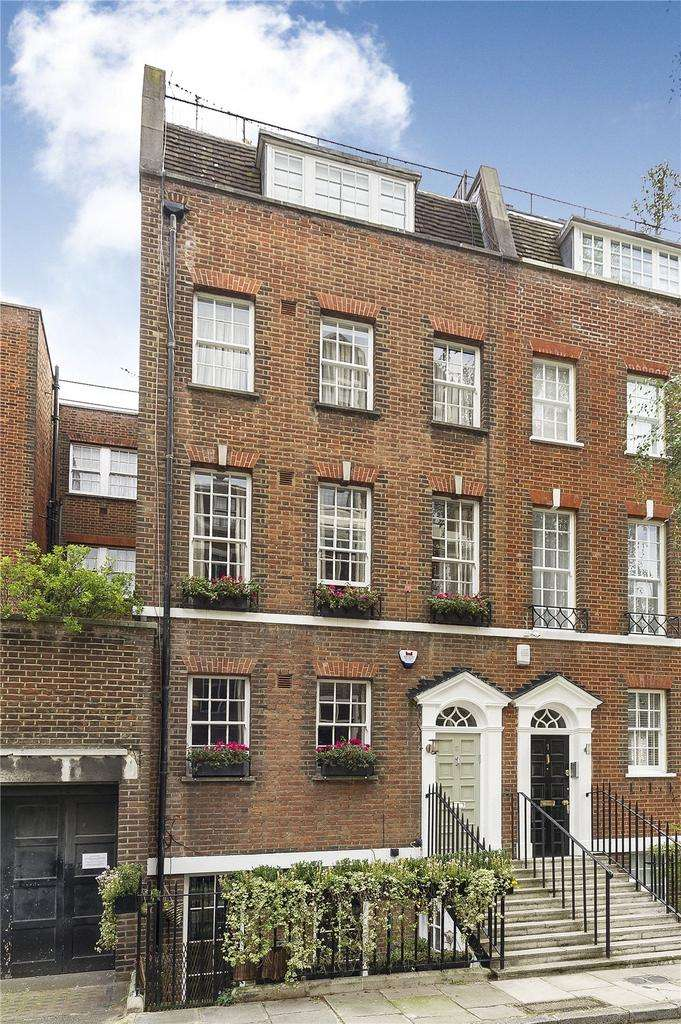 5 Bedrooms Terraced House for sale in Wesley Street, Marylebone, London, W1G