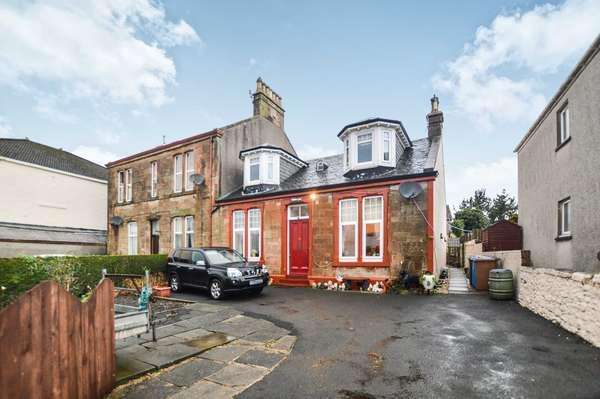 4 Bedrooms Semi-detached Villa House for sale in 19 Waterside Street, Largs, KA30 9LN