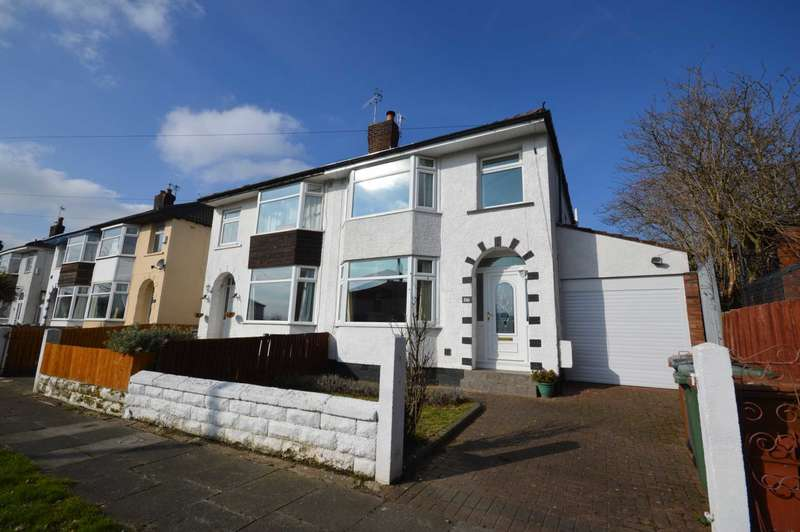 3 Bedrooms Semi Detached House for sale in Graylands Road, Port Sunlight