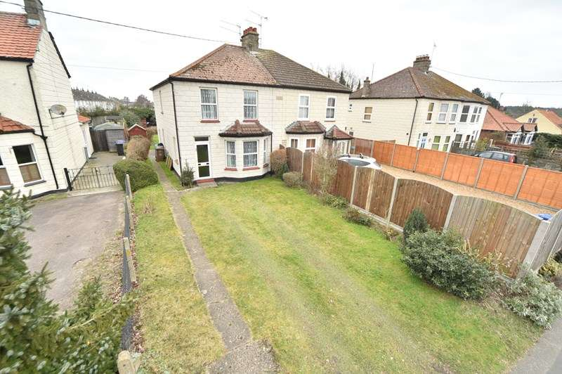 3 Bedrooms Semi Detached House for sale in Kingsway, Mildenhall, Bury St. Edmunds