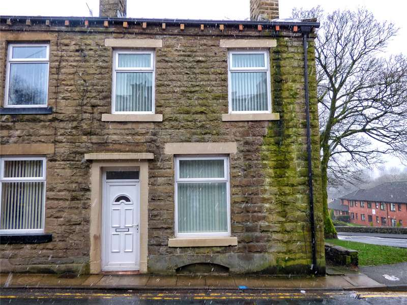 2 Bedrooms End Of Terrace House for sale in Hall Street, Whitworth, Rochdale, OL12