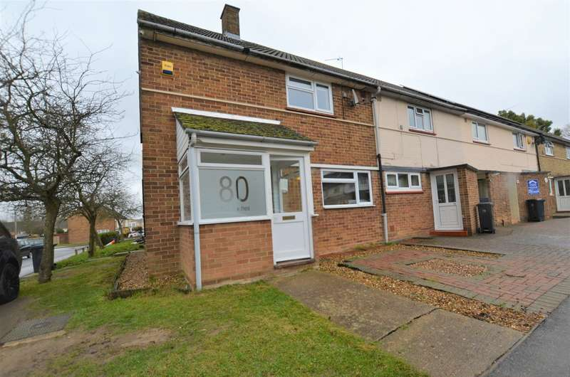 2 Bedrooms Property for sale in The Dashes, Harlow CM20
