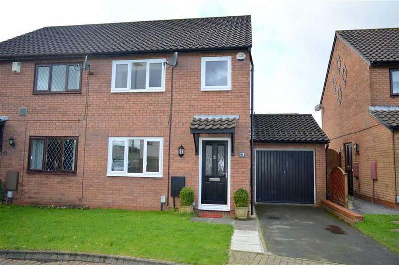 3 Bedrooms Semi Detached House for sale in Porth Y Waun, Gowerton, Swansea