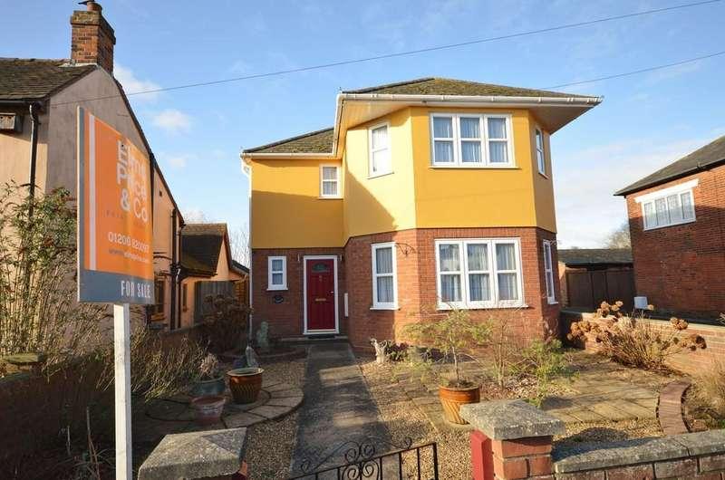 3 Bedrooms Detached House for sale in Plough Road, Great Bentley