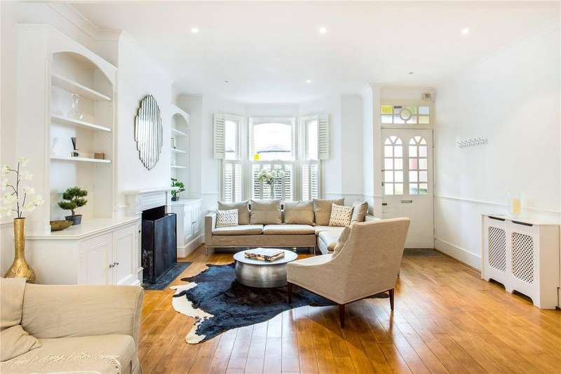 4 Bedrooms Terraced House for sale in Mimosa Street, Parsons Green, Fulham, SW6