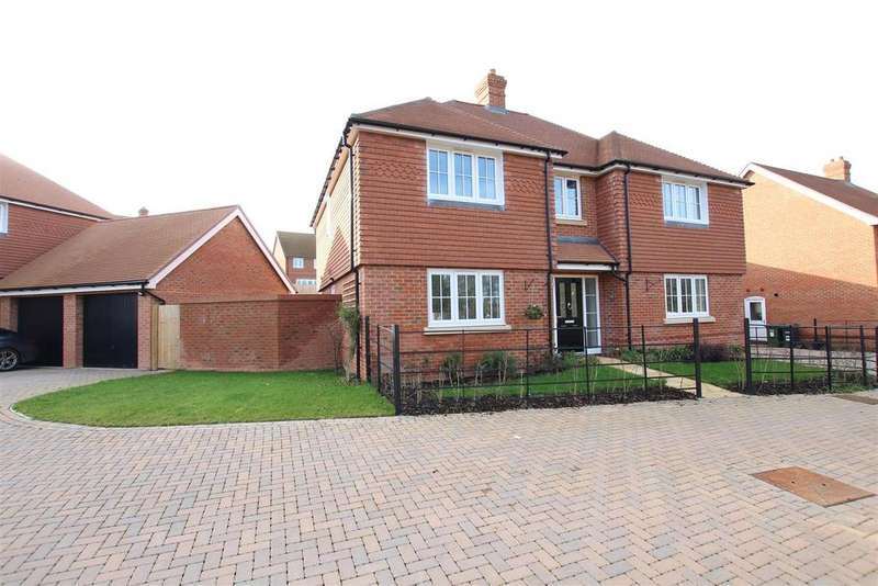 5 Bedrooms Detached House for sale in Sewall Drive, Eastleigh