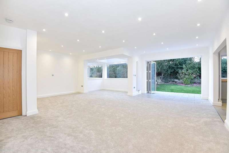 4 Bedrooms Semi Detached House for sale in Ingleby Way, Chislehurst