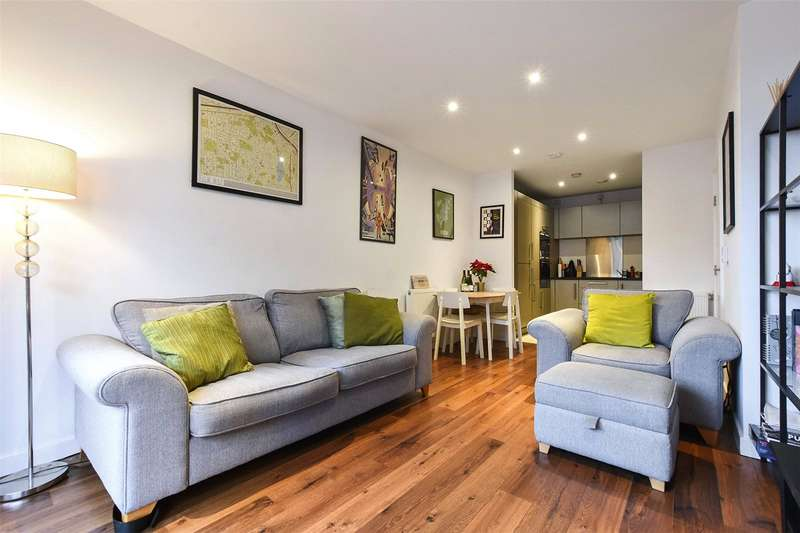 1 Bedroom Flat for sale in Graciosa Court, 176 Harford Street, London, E1