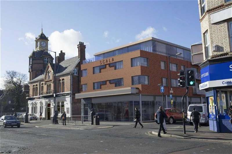 2 Bedrooms Flat for sale in Wilmslow Road, Manchester
