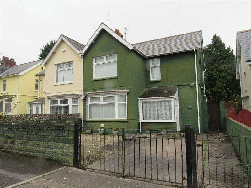 Property for sale in Llewellyn Avenue Ely Cardiff CF5 4EA
