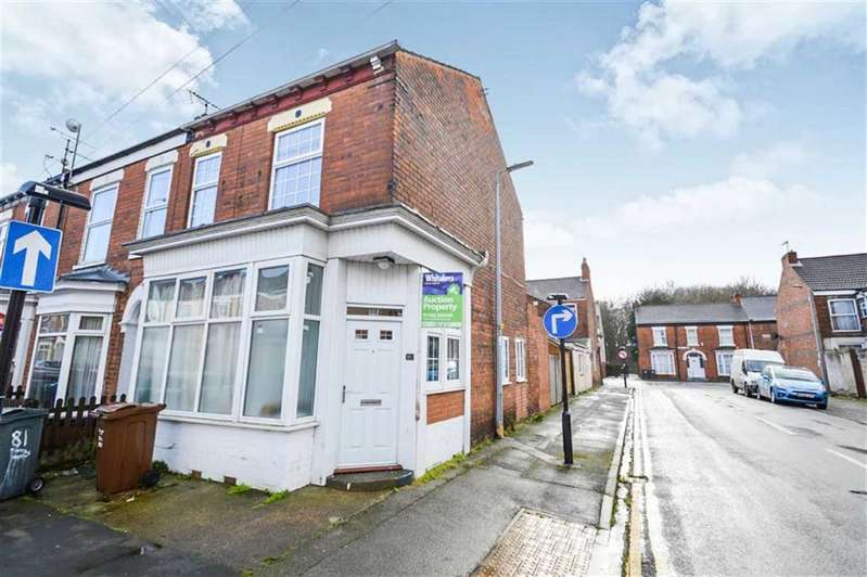 3 Bedrooms Property for sale in Thoresby Street, Hull