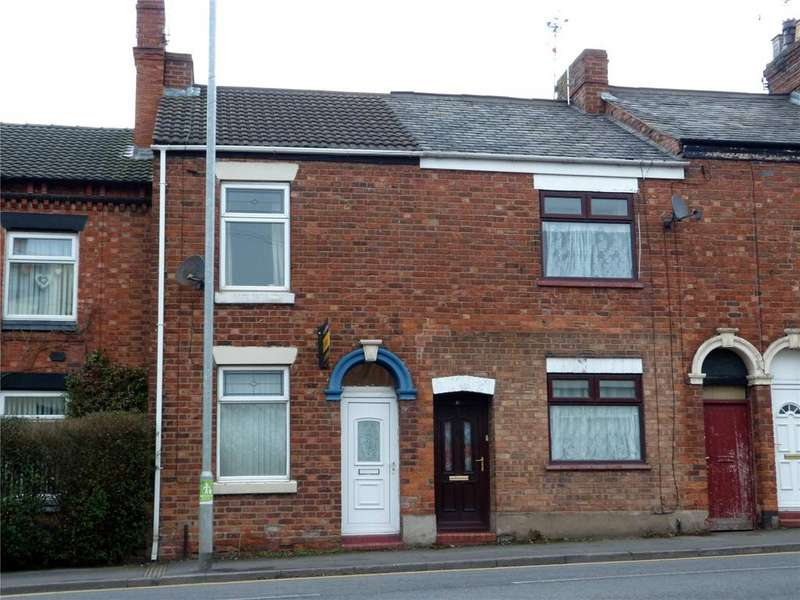 2 Bedrooms Terraced House for sale in Wistaston Road, Crewe, Cheshire, CW2