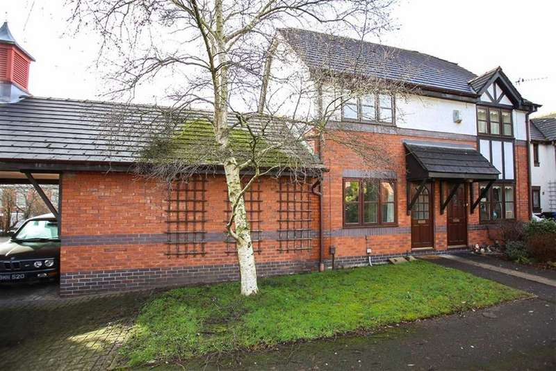 2 Bedrooms Mews House for sale in Mulberry Mews, Heaton Norris