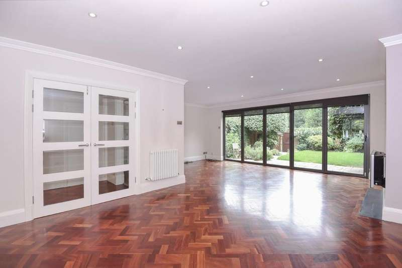 3 Bedrooms Terraced House for sale in Willowdene, View Road, Highgate