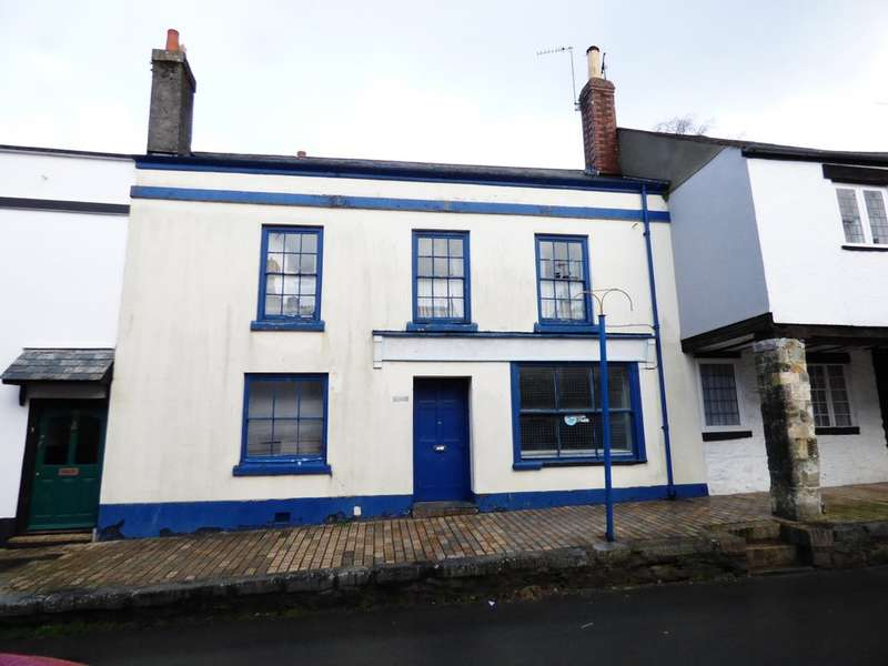 4 Bedrooms Terraced House for sale in Fore Street, Plympton St Maurice