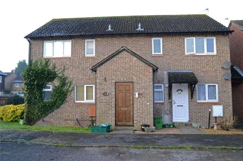 1 Bedroom Maisonette Flat for sale in Willow Tree Glade, Calcot, Reading, Berkshire, RG31