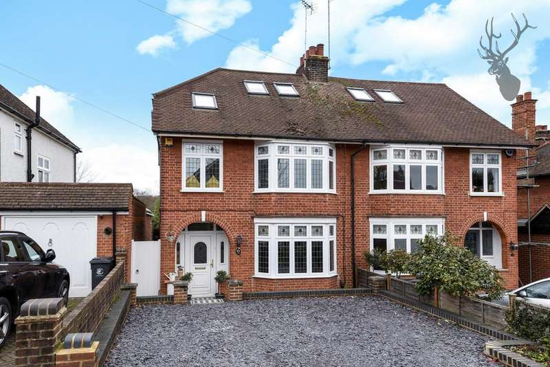 4 Bedrooms House for sale in Blackacre Road, Theydon Bois, CM16