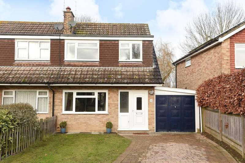 3 Bedrooms Semi Detached House for sale in Oak Farm Gardens, Headcorn