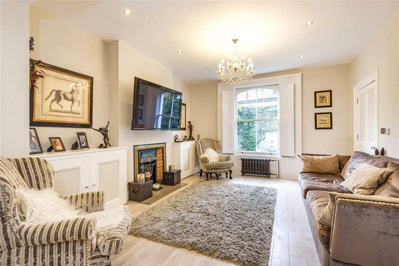 4 Bedrooms Link Detached House for sale in Belgrave Gardens, St. John's Wood, London, NW8