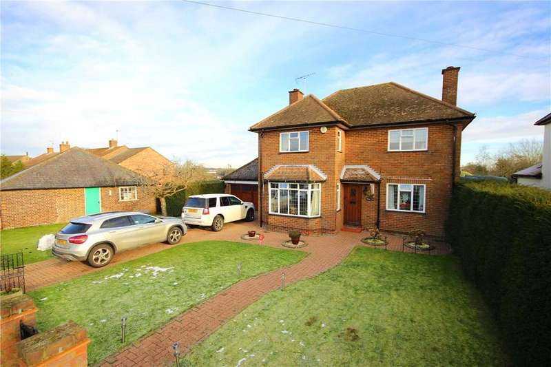 3 Bedrooms Detached House for rent in Hollybush Lane, Flamstead, St. Albans, Hertfordshire