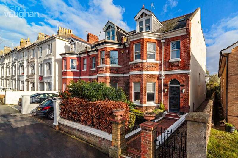 4 Bedrooms End Of Terrace House for sale in Goldstone Villas, Hove, BN3