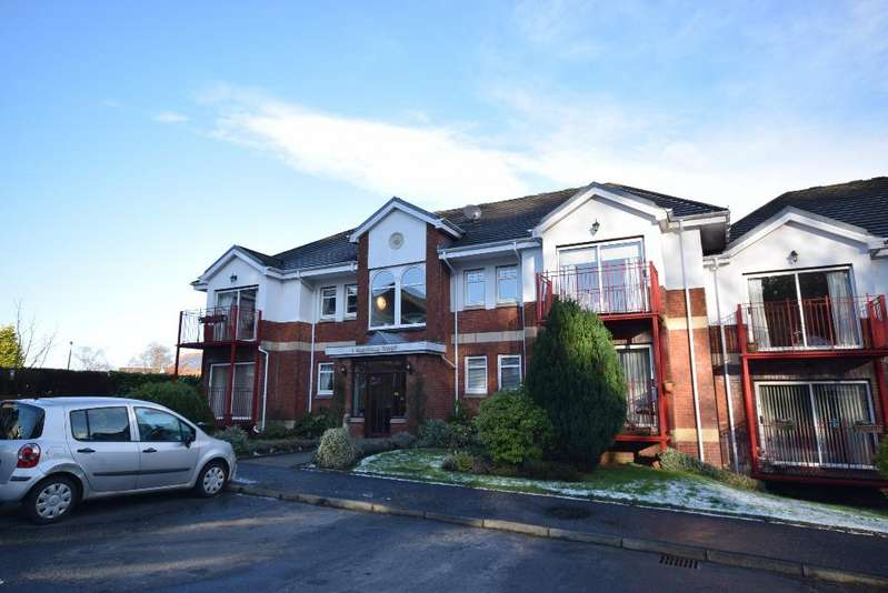 2 Bedrooms Flat for sale in Edenhall Court, Mearnskirk, Newton Mearns, Glasgow, G77 5TT