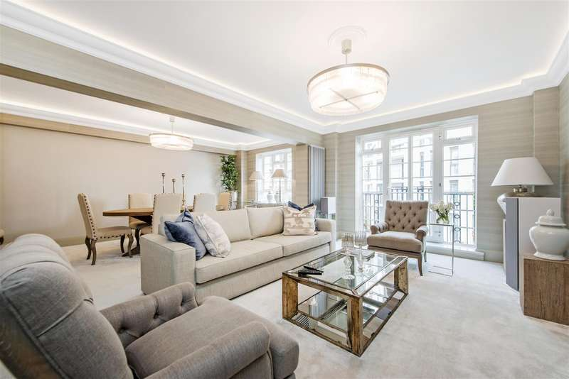 2 Bedrooms Flat for sale in Westminster Gardens, Marsham Street, London SW1P