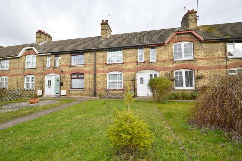 2 Bedrooms Terraced House for sale in High Street, Halling