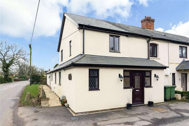 4 Bedrooms House for sale in Twinkle Cottage, Boyneswood Road, Medstead, Hampshire