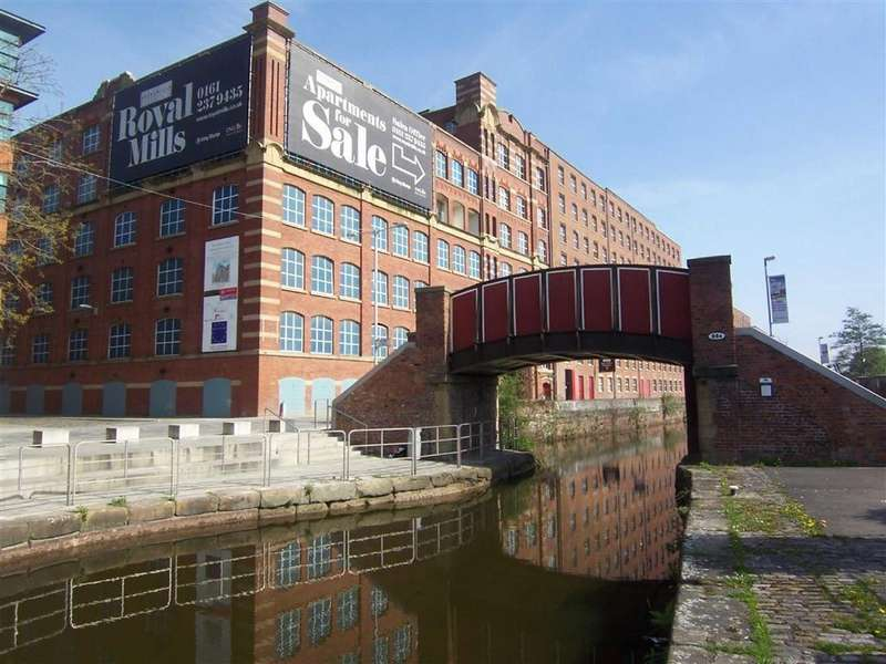 2 Bedrooms Apartment Flat for rent in Royal Mills NS, Ancoats, Manchester, M4