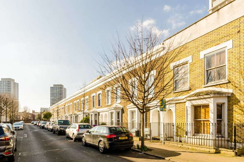 2 Bedrooms House for sale in Arrow Road, Bow, E3