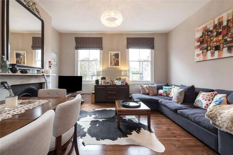 4 Bedrooms Flat for rent in Lowman Road, London