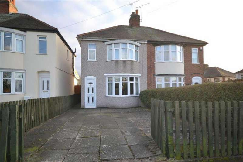 3 Bedrooms Semi Detached House for sale in Vernons Lane, Stockingford, Nuneaton