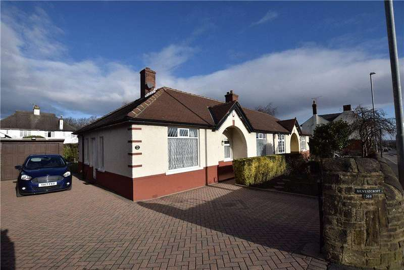 3 Bedrooms Semi Detached Bungalow for rent in Bradford Road, Stanningley, Pudsey, West Yorkshire