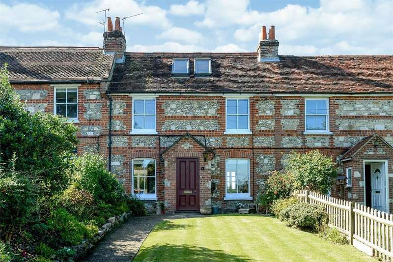 4 Bedrooms Cottage House for sale in Fulflood, Winchester, Hampshire
