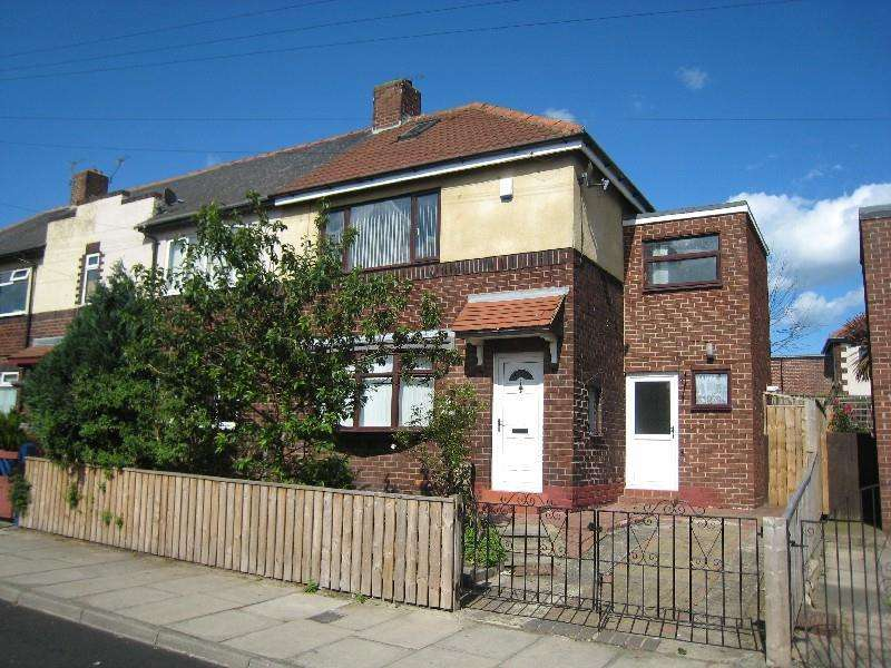 3 Bedrooms Semi Detached House for rent in Addison Road, Hartlepool