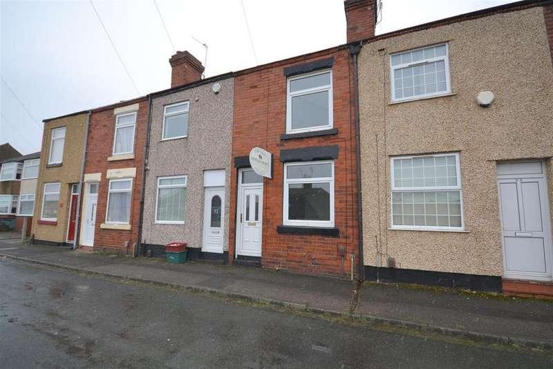 2 Bedrooms Terraced House for sale in Keeling Street, Wolstanton, Newcastle