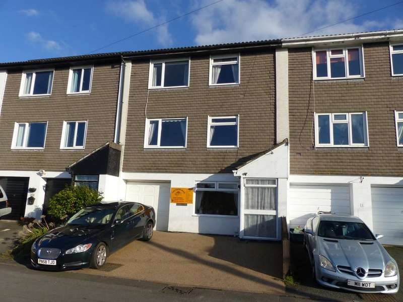 3 Bedrooms Terraced House for sale in Leate Terrace, Kingsteignton, TQ12 3NE