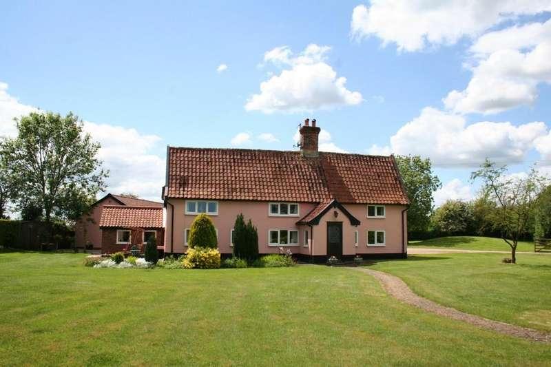 4 Bedrooms Detached House for sale in Earl Soham, Nr Framlingham