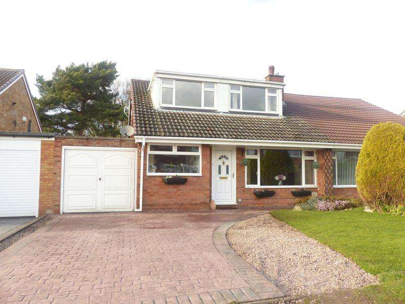 4 Bedrooms Semi Detached House for sale in Rowallan Road, Four Oaks, Sutton Coldfield