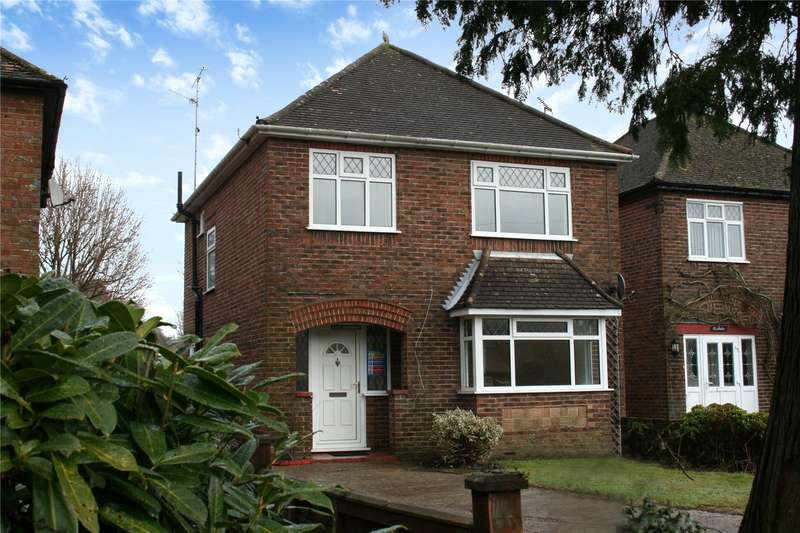 3 Bedrooms Detached House for rent in Chesworth Lane, Horsham