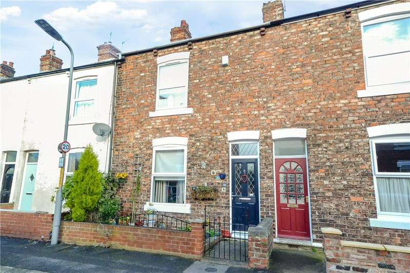 2 Bedrooms Terraced House for sale in Elmwood Road, Eaglescliffe, Stockton-on-Tees
