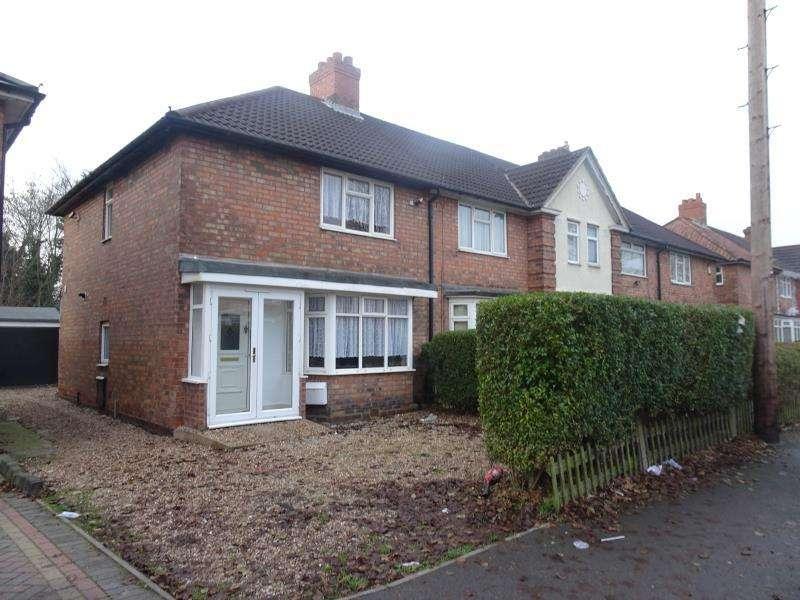 3 Bedrooms Semi Detached House for rent in Hornsey Road, Kingstanding B44 0JR